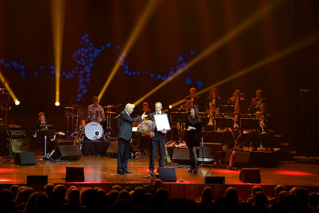 Vinner av Telenor Kulturpris 2015, Jo Strømgren