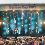 Norway Cup åpningsshow 2017